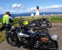 Dunnet Head most northerly part of mainland UK