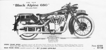 Black Alpine 680